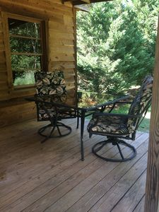 Photo for Peaceful Cabin Retreat Within Minutes of Historic Downtown Newberry SC