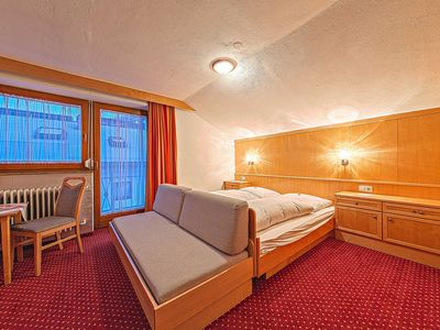 Photo for Double room No. 10 - Sportpension Sölden, Ötztal
