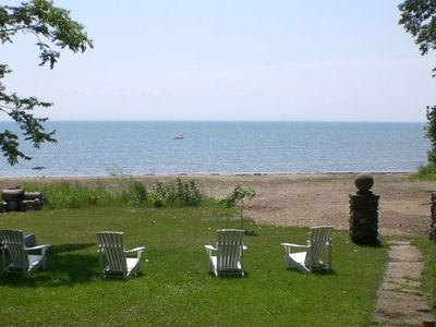 Photo for Waverly Beach Lakefront Paradise