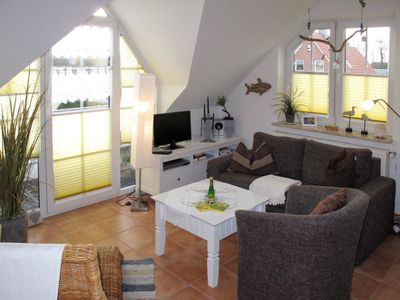 Photo for Apartment Ferienwohnung Rohm (NDD172) in Norden - 4 persons, 2 bedrooms