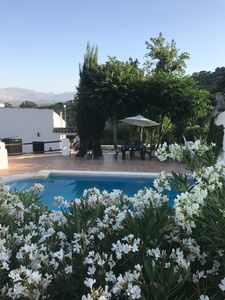 Photo for Restored Finca with Private Pool situated in Olive Groves close to small village