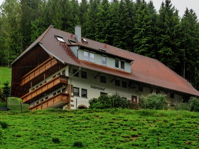 Photo for Comfortable apartment with balcony in a quiet location in the Black Forest