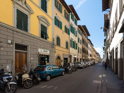 Photo for Apartment in Florence-The Santo Spirito district,one of the oldest and animated