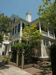 Historic 5 Bedroom Single Family Home In The Heart Of Downtown Charleston