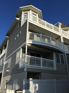 Photo for Beautiful Family Retreat - 4 Bedroom Townhouse - 1 Block To The Beach