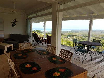 Photo for Cozy Coco: pleasant apartment with beautiful sea and hills view
