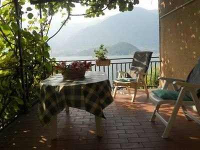 Photo for Holiday apartment Lezzeno for 2 - 7 persons with 3 bedrooms - Holiday apartment