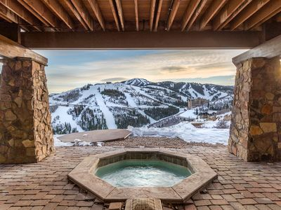 Photo for Snow Top Overlook | Hot Tub, Theater, & Sauna | Stunning Views | Concierge