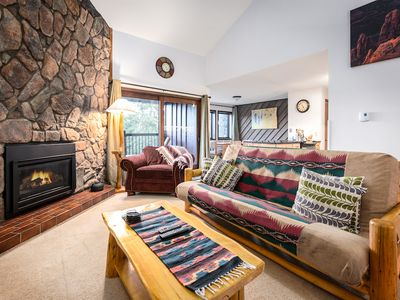 Photo for Park Place 303D Ski-in / Walk to Main Street w/Hot Tubs!