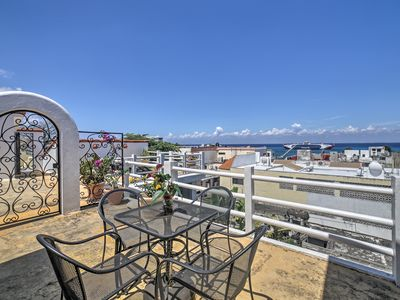 Photo for NEW! Stunning Rooftop Villa w/ Private Deck & Spa!