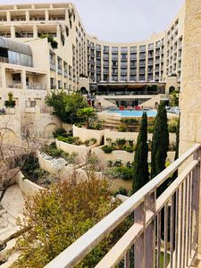 Photo for Mamilla's Penthouse historical buildings and treasures Jerusalem