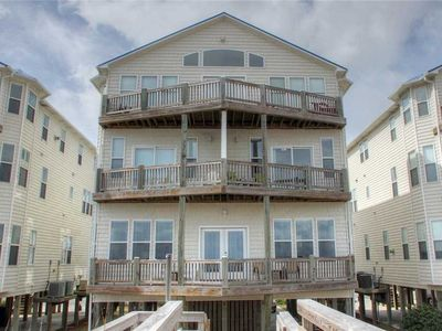 Photo for Bella Vita- Oceanfront 3Br with Elevator - 2500 Sq Ft 3Br - HUGE!!!