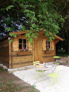 Photo for 1BR Chalet Vacation Rental in Saint-Vaast-la-Hougue, Normandie