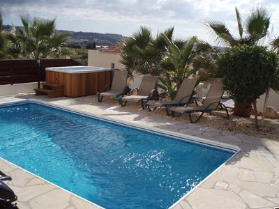 Photo for *APRIL.MAY DATES*. CORAL BAY, VIEWS, TWO BEDROOM VILLA, HOT TUB, WIFI, POOL