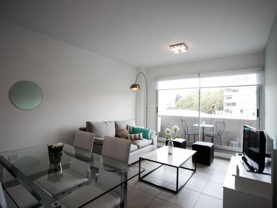 Photo for French Nilo - Modern 1 Bedroom Apartment with balcony in Palermo Hollywood