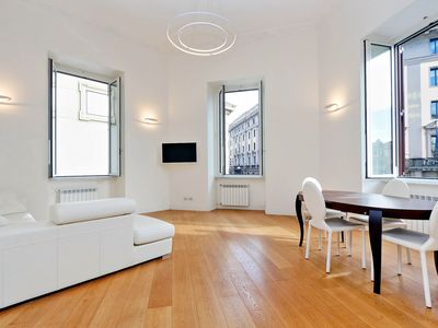 Photo for Tritone - Modern apartment in the heart of Rome