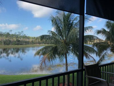 Photo for Beautiful Condo in Treviso Bay - 30 day Minimum for Rental