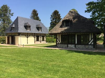 Photo for 5BR House Vacation Rental in ablon, Normandie