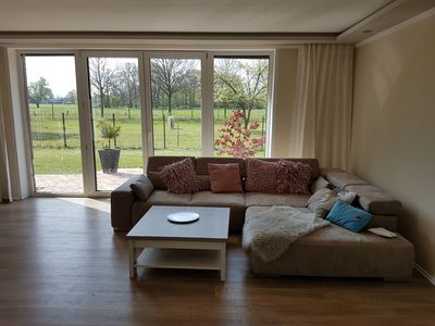 Photo for Apartment with great terrace, huge kitchen and wheelchair suitable