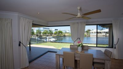 Photo for Beautiful Beach Style Waterfront Home on the Sunshine Coast close to Mooloolaba
