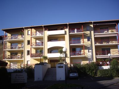 Photo for 2 more rooms apartment terrace in quiet residence