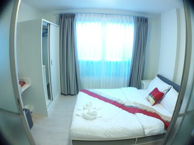 Photo for D condo Hyde Chiangrai. Authentic Thai hospitality. Room service is provided.