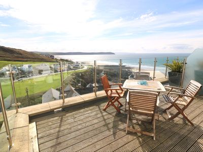 Photo for 3 Gull Rock | 2 Bedroom Apartment | Woolacombe