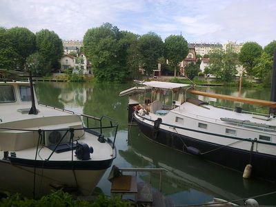 Photo for Furnished 2 bedroom apartment close to Paris and the banks of marl