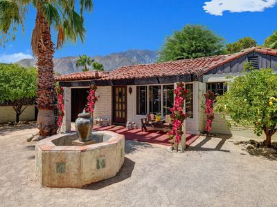 Photo for Designer Spanish Oasis Home - Featured in PALM SPRINGS LIVING Book