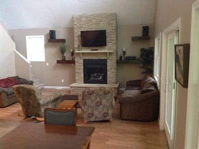 Photo for 4BR Chalet Vacation Rental in Beulah, Michigan