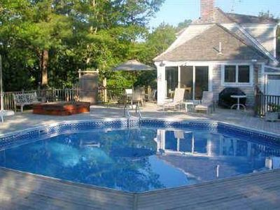 Photo for 4BR House Vacation Rental in New Seabury, Massachusetts