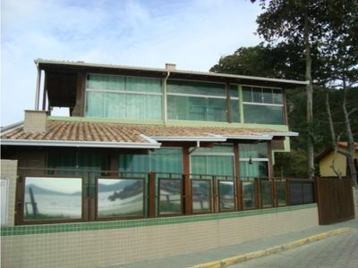 Photo for Beautiful Front Ocean Front House in Praia da Conceição / Bombinhas -SC # LC36