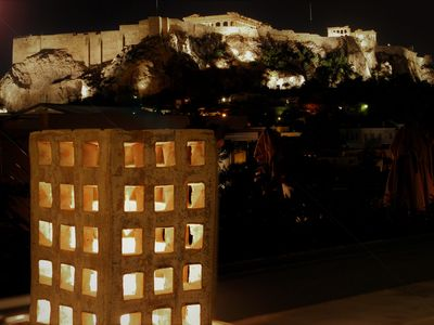 Photo for Amazing Acropolis view artistic suite! 5 star stay!