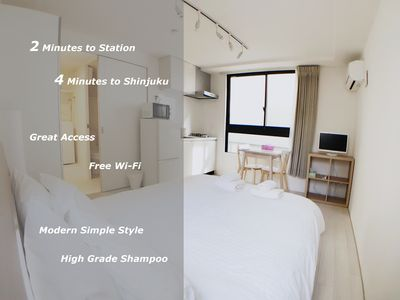 Photo for 22A new house in shinjuku/great access