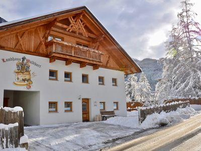 Photo for Chalet Appartement Hörndle - Holidays in the midst of the mountains of the Ötztal