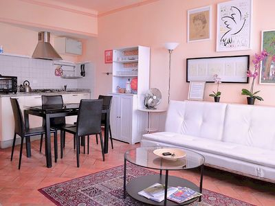 Photo for The best apartment with parking lot, great location, AC, Free Wifi