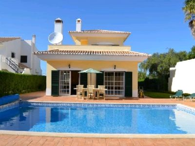 Photo for Nice Holiday Home located in Lagos, Algarve with Pool