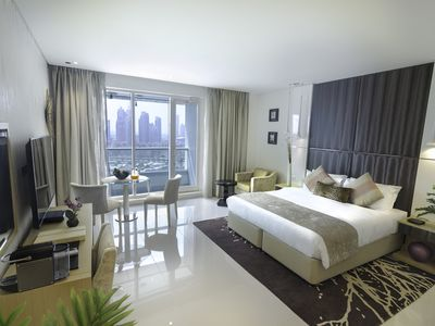 Photo for 1BR Hotel Vacation Rental in Dubai, Dubai