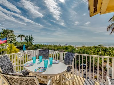 Photo for Roelens Vacations - Beach Front Bungalow - Fort Myers Beach