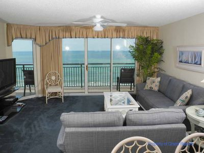 Photo for Windy Hill Dunes Oceanfront 904! 3 BR Premium Condo. Book your vacation today!