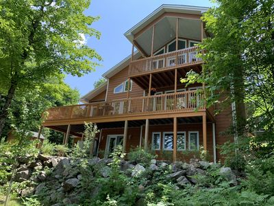 Photo for Lakehouse 4 bedrooms - 40 min from Ottawa
