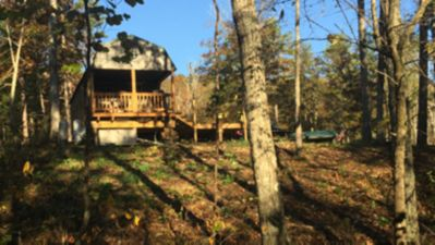 Secluded Ozarks Cabin in Eminence, MO