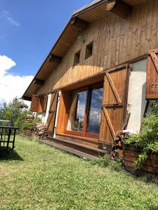 Photo for Traditional wooden chalet