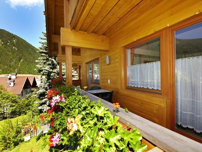 Photo for Cosy Holiday Apartment 2 in Residence Tauber with Mountain View, Balcony & Wi-Fi; Parking Available