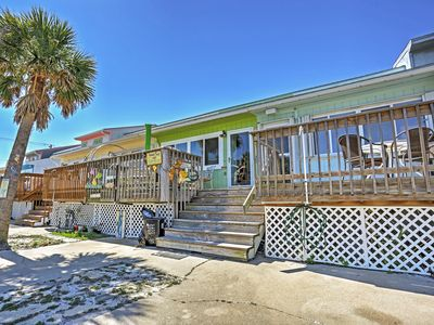 Photo for Townhouse w/ 2 Decks Across From Navarre Beach!