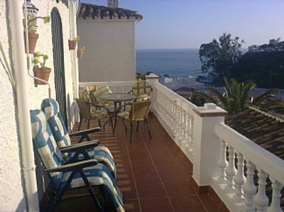 Photo for Modern, Spacious, and Well Equipped Apartment With Mountain And Sea Views