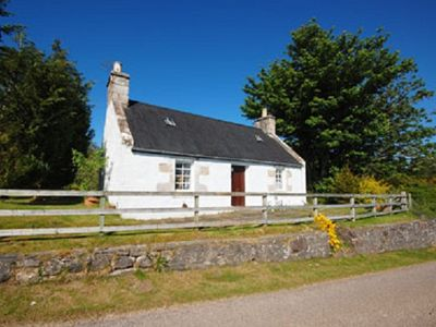 Photo for Traditional Highland Cottage