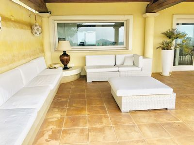 Photo for 4BR Villa Vacation Rental in Villasimius, Sardegna