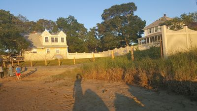 Photo for Gorgeous Cottage With A Private Beach - This Is Paradise On The Cove!
