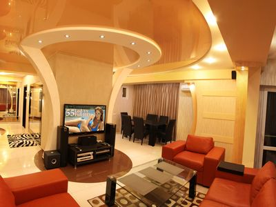 Photo for Large Luxury Apartment High-Tech Design